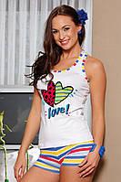 Комплект домашней одежды Lady Lingerie - 3898 M