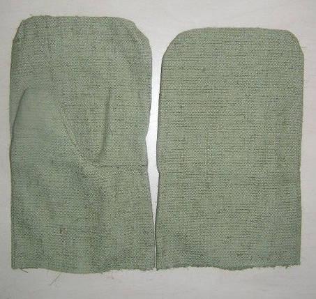 Брезентовые рукавицы, фото 2