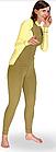 Лосіни жіночі Tramp Outdoor Tracking Lady Pants (XS), фото 6
