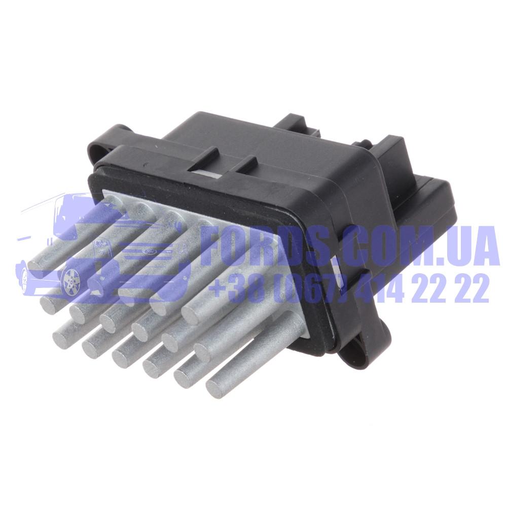Резистор отопителя FORD FOCUS/C-MAX/FIESTA/KUGA/MONDEO 2003-2014 (1847910/6G9T19E624AE/EP77624) DP GROUP