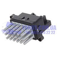 Резистор отопителя FORD FOCUS/C-MAX/FIESTA/KUGA/MONDEO 2003-2014 (1847910/6G9T19E624AE/EP77624) DP GROUP, фото 1