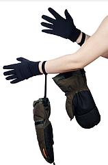 Двойные перчатки Nord до -30 С. Двойные варежки-перчатки Tramp Nord