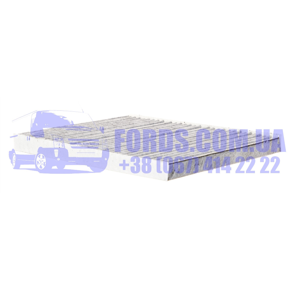Фильтр салона FORD FIESTA/ECOSPORT/B-MAX/COURIER 2008- (Уголь) (1566997/8V5J19G244AA/OP7620) DP GROUP