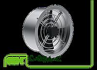 Вентилятор канальный осевой монтаж в стену C-OZA-C-040-380