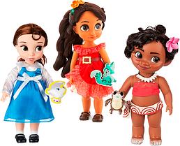 Малышки Disney Animators