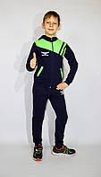 Спортивный  трикотажный  детский костюм для мальчика(Украина), 98-104-110-116 рост