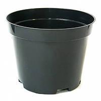 Горшок для саженцев 17х13см 2л. (Черный) Полимер