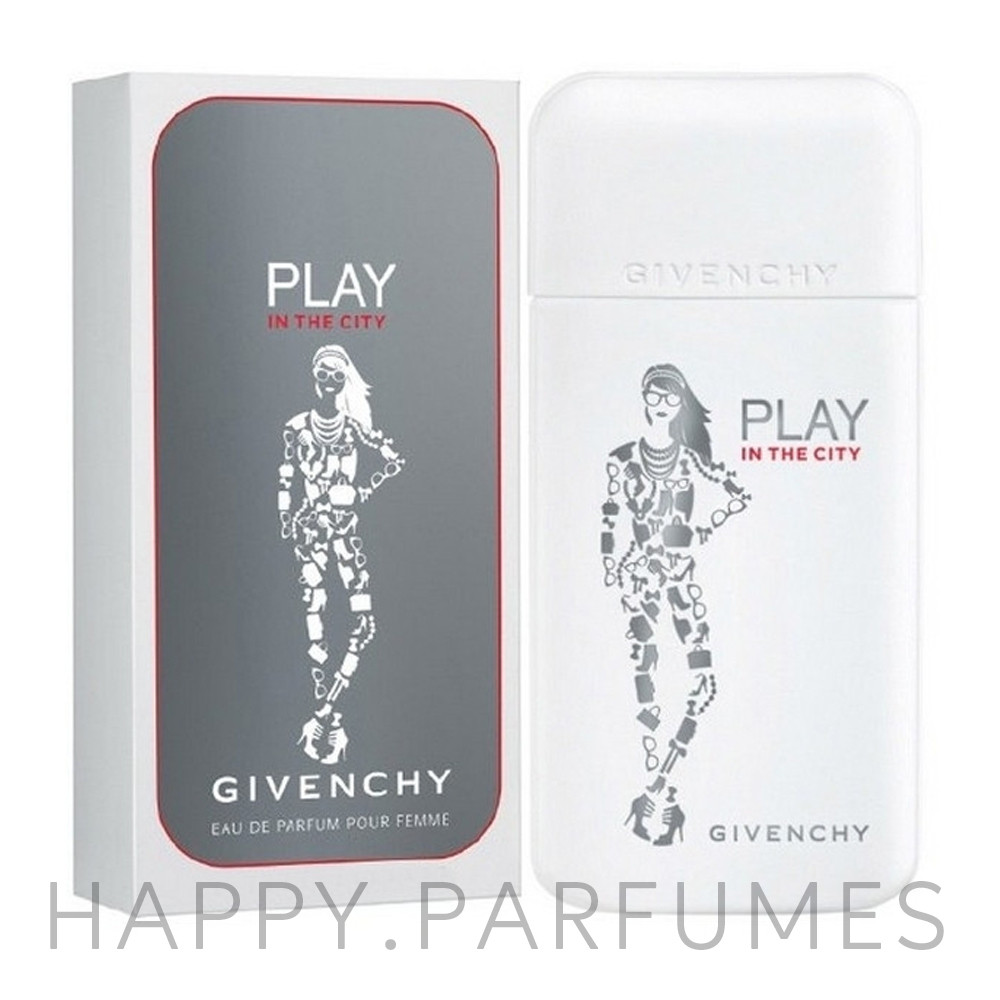 Givenchy Play in the City for Her EDP 75 ml