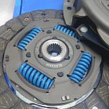 Сцепление комплект диск корзина выжимной Нива Шевроле 2123 LSA, фото 3