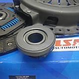 Сцепление комплект диск корзина выжимной Нива Шевроле 2123 LSA, фото 4