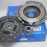 Сцепление комплект диск корзина выжимной Нива Шевроле 2123 LSA, фото 2
