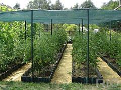 Затеняющая сетка для растений
