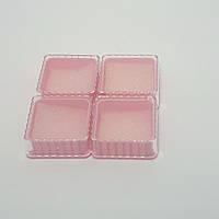 Пластиковая коробочка для украшений