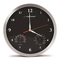 Часы настенные Esperanza EHC008K Washington black