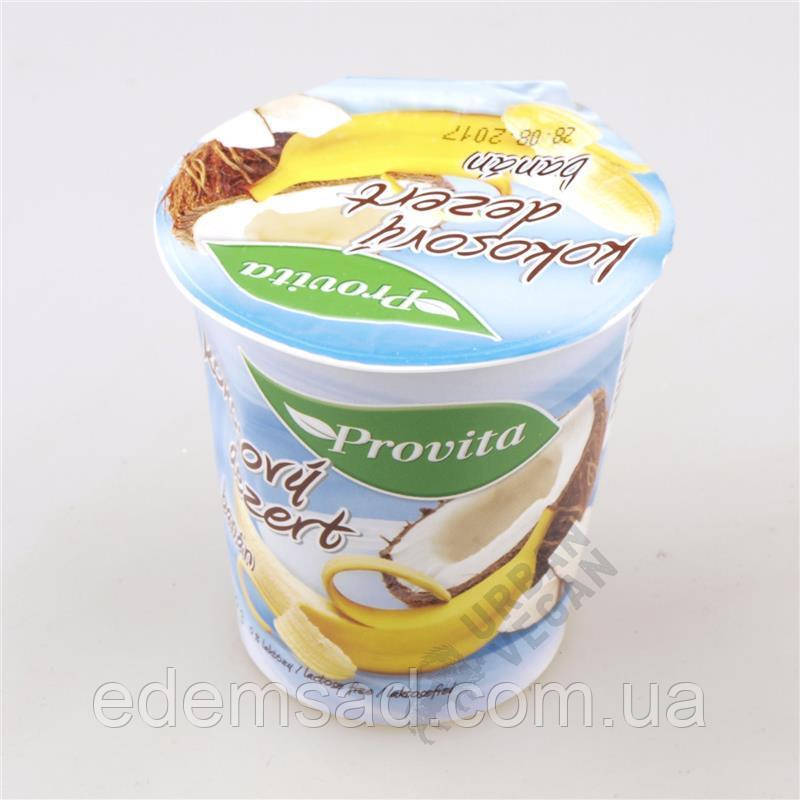 """Десерт растительный низкобелковый с кокосом """"Provita"""", 140г"""