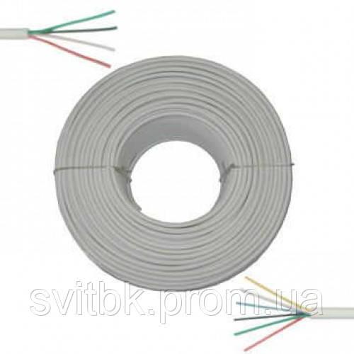 Сигнальний кабель 10х0.22 CCA без екрану 100м