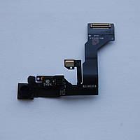 Шлейф для Apple iPhone 6S с датчиком приближения,передней камерой,с микрофоном