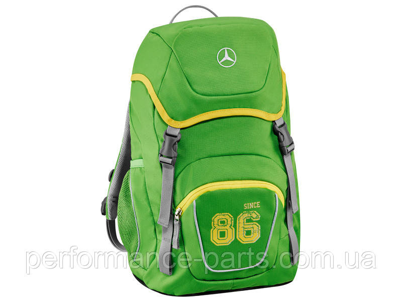 Детский рюкзак Mercedes-Benz Kids Rucksack, Spring Lemon B66958435