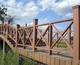 Декоративные ограждения Holzdorf из древесно-полимерного композита