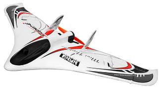Летающее крыло TechOne Mini Neptune 588мм EPO ARF (красный)