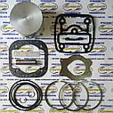 Ремкомплект компрессора КамАЗ ЕВРО (номинал Н) (1-цилиндровый), фото 2