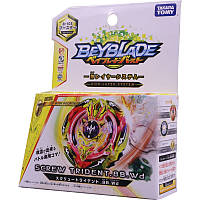 Beyblade Burst B-103 Трідент Тризубец (Booster Screw Trident Takara Tomy) Оригинал