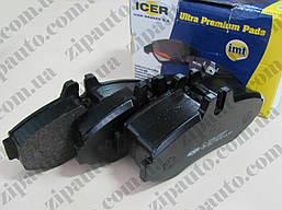 Тормозные колодки передние Mercedes Vito W638 ICER