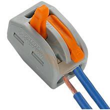 Клемма PCT-212 (WAGO 222-412) 2 pin