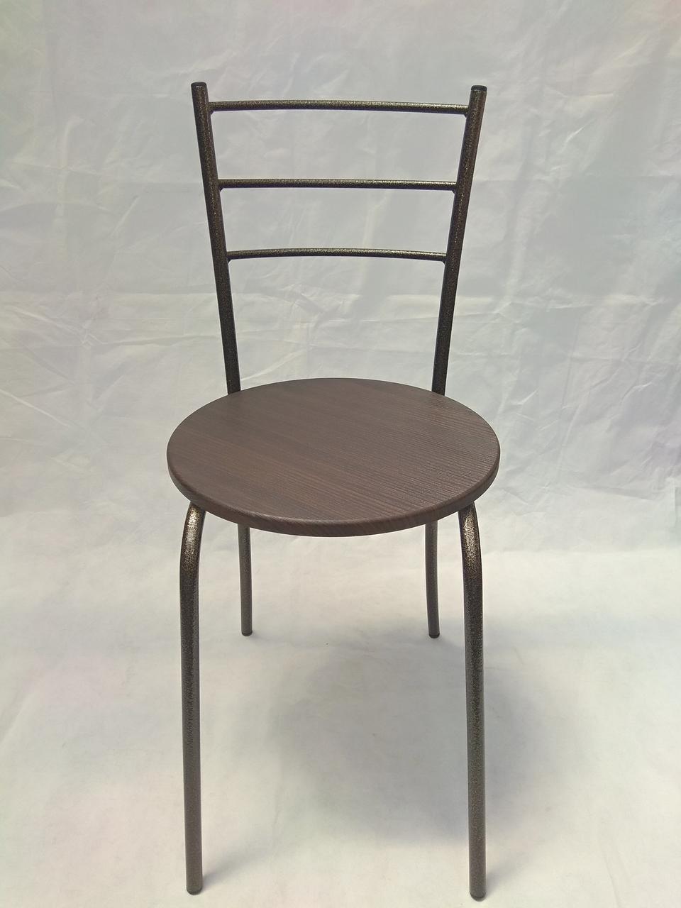 Кухонные стулья круглые венге сидушка Олли