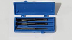 Метчик метрический М4х0.7 HSS KRINO ручной комплект из 3-х шт