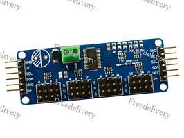 16-кан 12-бит ШИМ Серво контроллер PCA9685 Arduino