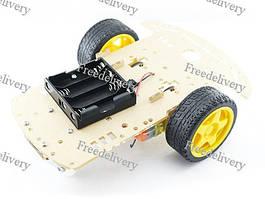 Шасси для робототехнических проектов, кит, arduino