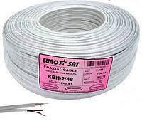 Коаксіальний кабель RG-59 EUROSAT 3C2V-/32AL  100м