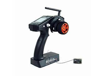 Аппаратура управления 4к Radiolink RC4G с приемником R4EH-G с гироскопом