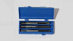 Метчик метрический М5х0.8 HSS KRINO ручной комплект из 3-х шт