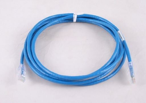 Патч-корд UTP, 5 м, кат. 6, синий, Panduit NetKey