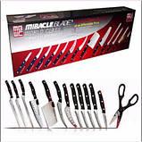 Набір кухонних ножів Miracle Blade 13 шт, фото 3