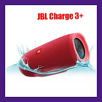 Беспроводная Bluetooth колонка JBL Charge 3+ (красная), фото 1