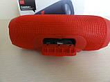 Бездротова Bluetooth колонка JBL Charge 3+ (червона), фото 6