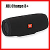 Беспроводная Bluetooth колонка JBL Charge 3+ (черная)