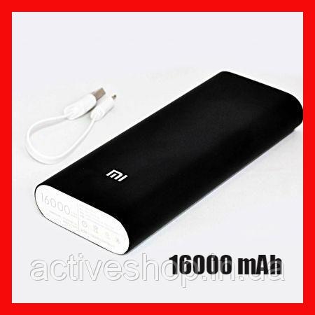 Power Bank Xiaomi Mi 16000 mAh внешний аккумулятор