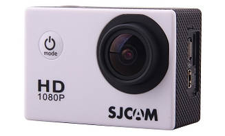 Экшн камера SJCam SJ4000 (белый)