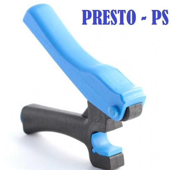 Дырокол 3 мм Presto-PS механический для трубки 16 и 20 мм