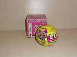 Лялька LOL (ЛОЛ) конфетті поп 9 surprises 35+ to collect, 3 series, фото 2