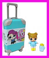 Кукла LОL Surprise в чемодане