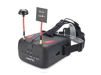 "Шлем FPV Eachine VR D2 5"" 800x480 со встроенным DVR"