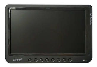 "Дисплей HD FPV 9"" HIEE M009 1024x600 без приёмника с HDMI входом"