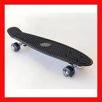 Пенни борд (пенниборд) 2231 Penny Board черный