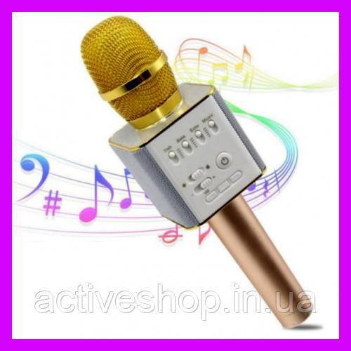 Бездротової Bluetooth мікрофон для караоке Q9