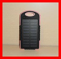 Солнечное зарядное Power Bank Solar 20800 mAh